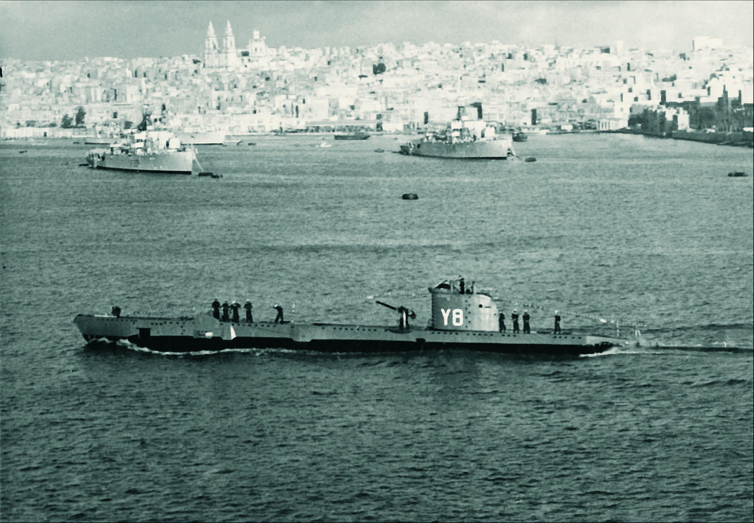 Η Ιστορία του Πολεμικού Ναυτικού