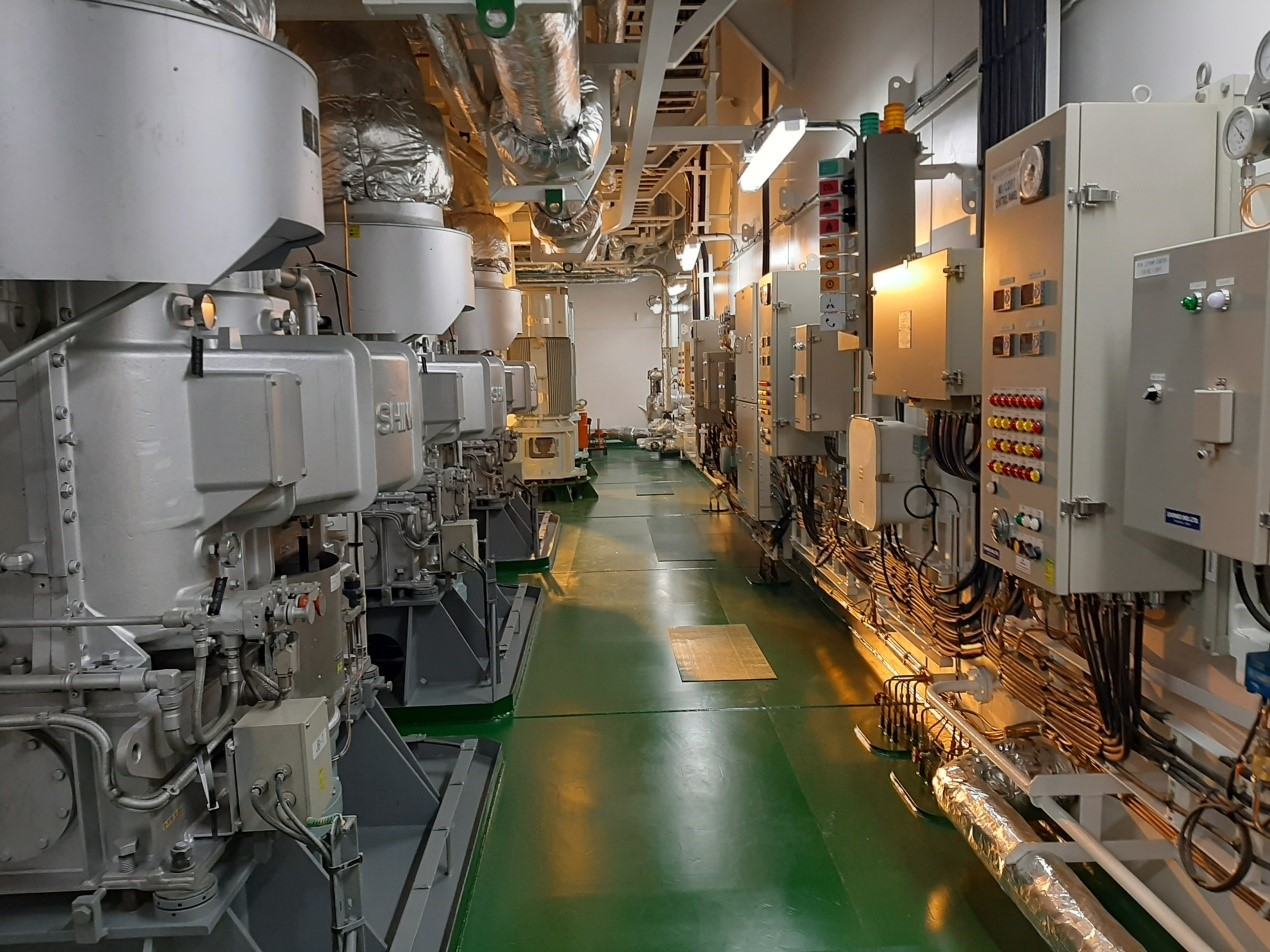 International Code of Safety for Ship Using Gases or Other Low-flashpoint Fuels